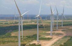 Um dos maiores complexos eólicos da América Latina