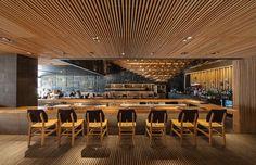 #CheremArquitectos #Kiga #Restaurants #wood