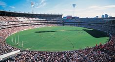 watch a footy game here (maybe even a grand final) Footy Games, Culture Cafe, Melbourne Travel, Great Memories, Travel Advice, City Photo, Things To Do, Around The Worlds, Australia