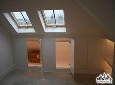 Image result for bedroom ensuite dressing room attic vaulted ceiling
