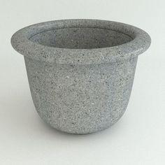 "TerraCastProducts Round Pot Planter Color: Rust Brown, Size: 42"" H x 60"" W x 60"" D"