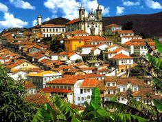 Ouro Preto, Minas Gerais - Brazil