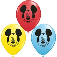Mickey Mouse Latex B...