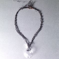 Fiber Necklace 507