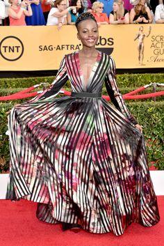Lupita Nyong'o Sag Awards