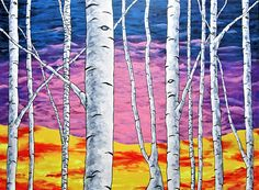 Brightscapes: The Way To Beauty  Birch Forest https://www.etsy.com/listing/225529342/birch-forest-original-acrylic-painting  A way can be a guide, but not a fixed path; names can be given, but not permanent labels. Nonbeing is called the beginning of heaven and earth; being is called the mother of all things. Always passionless, thereby observe the subtle; ever intent, thereby observe the apparent. These two come from the same source but differ in name; both are considered mysteries.