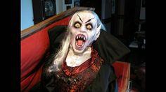 Coffin Pneumatic Halloween Prop - Arduino Controlled Part 4