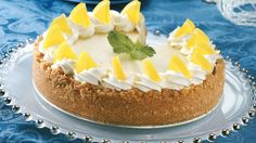 Looking for a delicious dessert recipe? Then check out this citrusy cheesecake baked using Progresso® Plain Bread Crumbs – perfect if you love Italian cuisine.