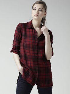Red Checkered Shirt♥