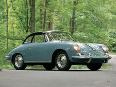 """This 1962 Porsche 356 B 1600 Hardtop Is The Perfect """"Sunday Car"""" - Airows"""