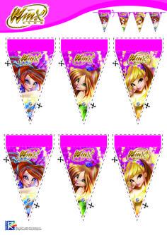 Αποτέλεσμα εικόνας για фотозона для Winx Party