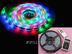 Color Changing Led Rope Lights Amazing Niceyou 5M Waterproof 12V Rgb Color Changing 5050 Smd Led Strip Decorating Design