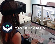 Queres vivir tus proyectos en Realidad Virtual y Realidad Aumentada?? Próximamente te contaremos cómo!! Te sorprenderás!! #realidadvirtual #realidadaumentada #vr #ar #capsoft #bolivia #arquitectura #ingenieria #construccion #diseño