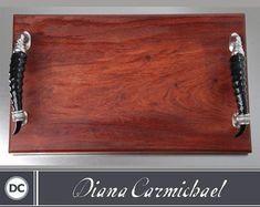 Bread Board 40x30cm - Impondo Zulu Collection - Diana Carmichael design. Shop now at www.GoodiesHub.com