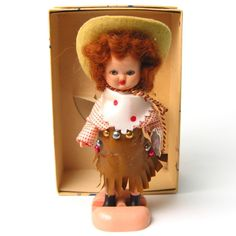 Hollywood Doll Vintage Cowgirl