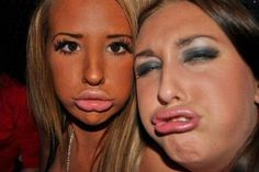 GIVE YOUR DUCK FACE A REST WITH THESE EQUALLY HORRIBLE NEW SELFIE TREND -By Jam Kotenko —  October 19, 2013