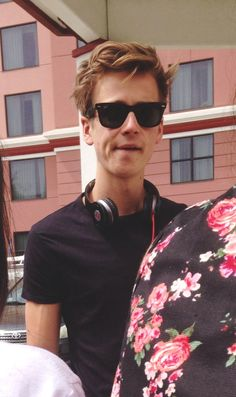 ((FC- Joe Sugg)) Hello there! I'm Wade Wilson, Wade Wilson Jr. I'm 18, single, and bisexual. My Dad is Wade Wilson, or Deadpool, and my mom is Vanessa Carlysle. I have a little sister, named Ciel, that I'm very over protective of, so is dad, So you touch her and I'll cut your hands off. Like Ciel, I'm an extreme nerd, and am addicted to anime, unlike her I'm an extrovert, So come say hi!!!!!!!!!!!!!!
