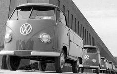 La historia y homenaje que realizó #Volkswagen a uno de sus modelos míticos...