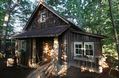 Chesnut Cabin - The Farm Cabins and Cottages