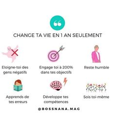 Positive Mind, Positive Attitude, Self Development, Personal Development, Team Success, Motivational Quotes, Inspirational Quotes, French Expressions, Boss Quotes