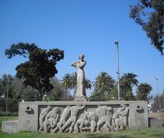 Power of Water, Henry Lion, Jason Herron and Sherry Peticolas 1934, Lafayette Park