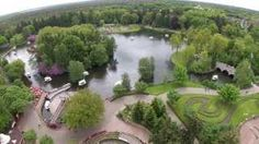 pagode efteling achtbaantester - YouTube