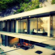 Villa Amanzi, Thailand   Original Vision Architects