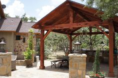 backyard pavilion ideas - Google Search