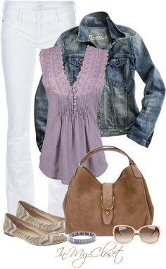 """Casual - #49"" by in-my-closet on Polyvore"