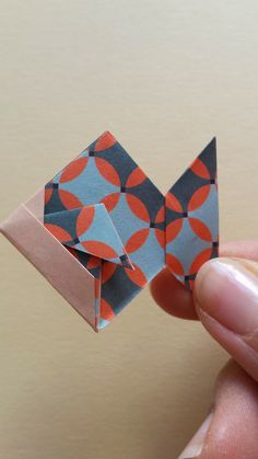 bo te origami emballage drag es th me marin rose de biboun rose de biboun pinterest. Black Bedroom Furniture Sets. Home Design Ideas