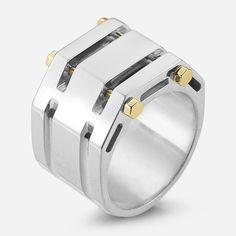 Double Screw Ring