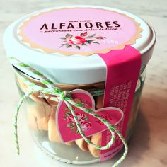 Home Baked / Bogota Granola, Mini Cookies, Cupcakes, Brand Packaging, Valentines, Baking, Food, Gourmet, Packaging