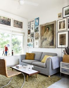 Eclectic Wall Art: Keeping it Personal