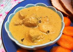 Chicken Korma An authentic Mughlai dish from North India which rich and aromatic. A dish fit for a king. Try this recipe today.