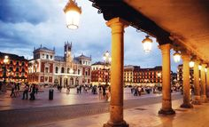 Plaza Mayor, Valladolid