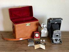 Vintage Polaroid Land Camera Model 150; Vintage Camera; Polaroid Camera; Polaroid Land Camera; Mid Century Camera #VintagePolaroid #VintageCamera #PolaroidLandCamera #Photography #MidCenturyCamera #LandCamera #PolaroidModel150 #InstantCamera #Polaroid #PolaroidCamera