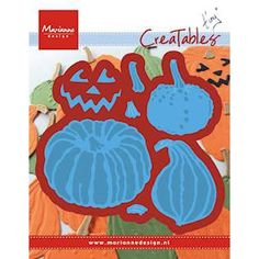 Marianne Design Creatables - Tiny's Pumpkins