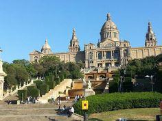 primeira viagem pela Espanha_Museu de Arte Catalã_Viajando bem e barato