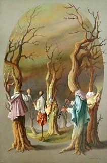 made by: Vito Campanella - Painting Art And Illustration, Arte Lowbrow, Surealism Art, Surrealism Painting, Art Corner, Science Fiction Art, Arte Pop, Salvador Dali, Fine Art