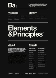 typographic hierarchy - Google Search