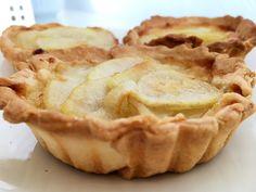 tartas frutas tartas fáciles y rápidas tarta masa brisa tarta de pera recetas postres delikatissen postres rápidos postres fáciles