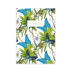 Grand Morpho Notebook by Kith & Kin at Soma Gallery, Bristol, UK www.soma.gallery #notebook #stationery