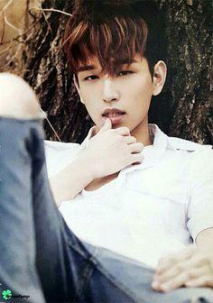 Seunghwan Romeo  || for more kpop, follow @helloexo (: she follows back!