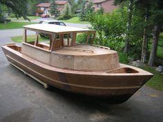 Wood boats