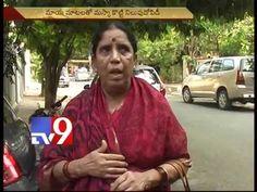 Ex MP Manda Jagannadham's wife robbed of gold in Hyderabad