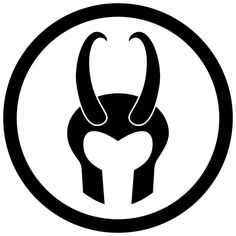 Loki Helmet Emblem Die Cut Vinyl Decal for Windows, Vehicle Windows, Vehicle Body Surfaces or just about any surface that is smooth and clean Disney Decals, Car Decals, Vinyl Decals, Molon Labe Tattoo, Iron Man, Loki Helmet, Pixel Pattern, Macbook, Portfolio