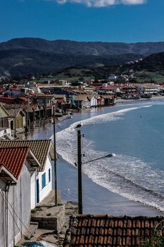 Garopaba, Santa Catarina, Brazil America's Got Talent, Beautiful Places To Visit, Beautiful Beaches, Brazil Beaches, Brazil Travel, Holiday Places, Rio Grande Do Sul, South America Travel, Adventure Is Out There