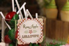 Little Red Riding Hood Guest Dessert Feature   Amy Atlas Events