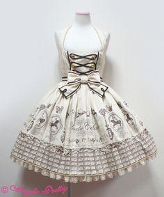 Royal Creamy Chocolate (Ivory or Pink)  **Dream Dress**
