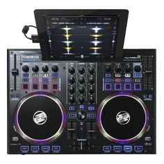 Amazon.com: Reloop Beatpad Professional 4-Channel DJ Controller for iPad, Mac and PC (Beatpad): Musical Instruments